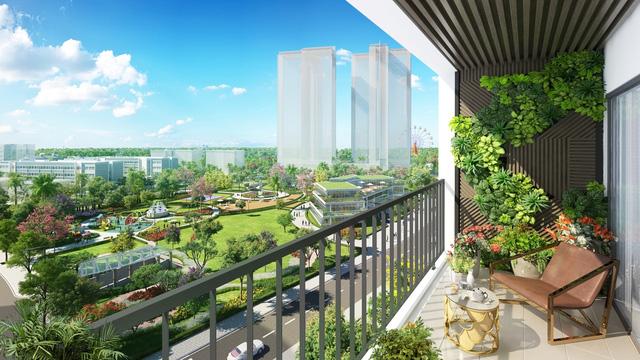 dự án căn hộ Eco-Green Saigon quận 7