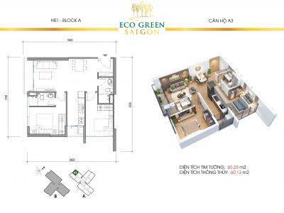 Căn hộ Eco Green Saigon Quận 7