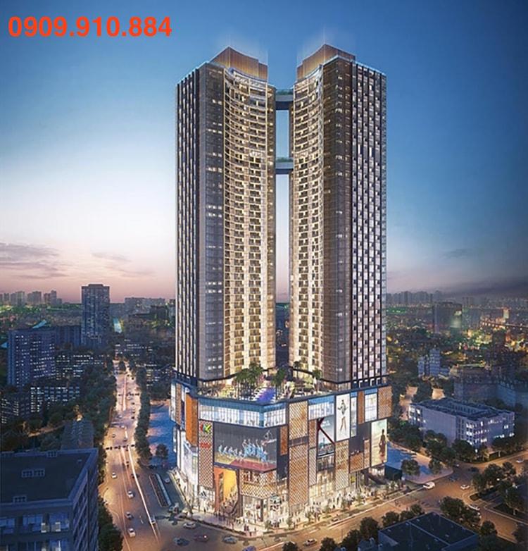 Alpha King hâm nóng thị trường BĐS cao cấp với dự án Alpha City Quận 1
