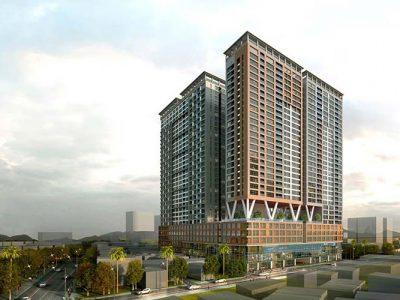 Phối cảnh dự án căn hộ The Grand Manhattan quận 1