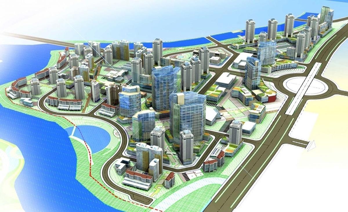 Dự án khu đô thị GS Metrocity Nhà Bè chính thức khởi động