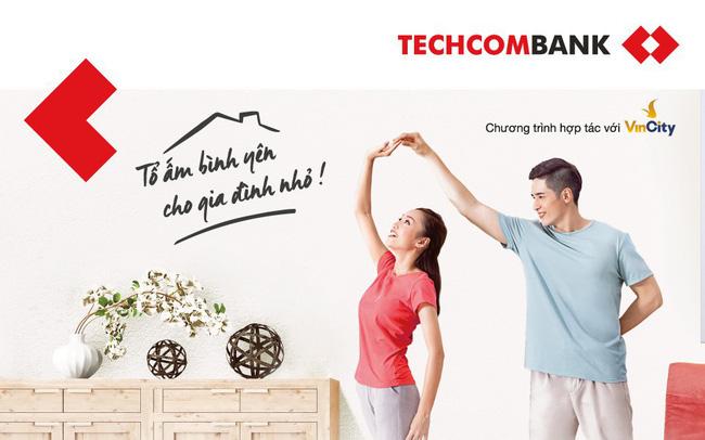 Techcombank là đối tác cung cấp giải pháp tài chính cho dự án VinCity