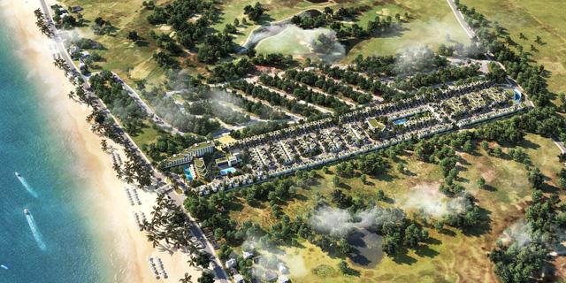 Chính thức khởi công dự án Goldsand Hill Villa Mũi Né, Phan Thiết