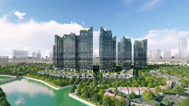 Chính thức ra mắt Sunshine City Saigon