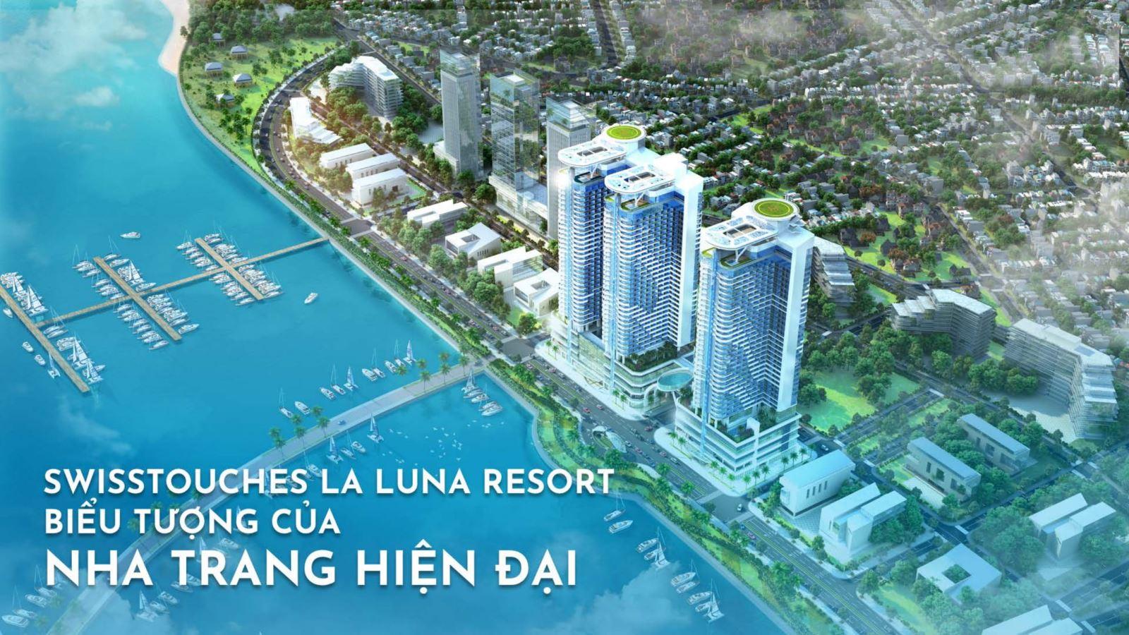 Swisstouches La Luna Resort - Biểu tượng của Nha Trang hiện đại.