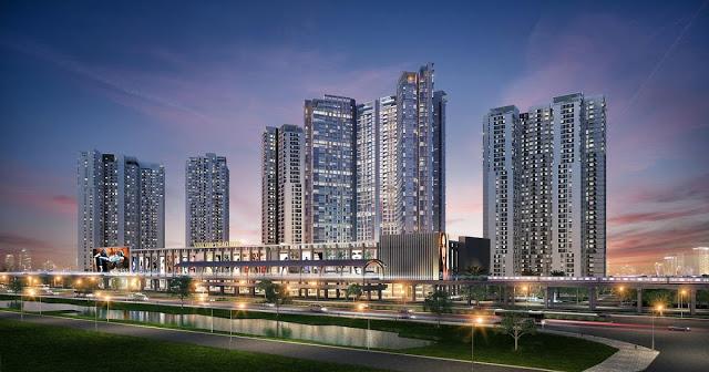 Dự án căn hộ Metro Star Quận 9 tọa lạc tại vị trí đắc địa bậc nhất Quận 9, mặt tiền đường Song Hành Xa Lộ Hà Nội, liền kề ga Metro Ngã Tư Bình Thái