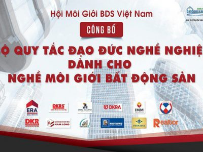 Hội môi giới bất động sản Việt Nam công bố Quy tắc đạo đức nghề nghiệp