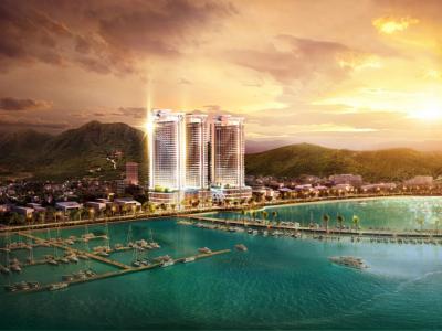 Mở bán tháp The Diamond dự án Swisstouches La Luna Resort Nha Trang