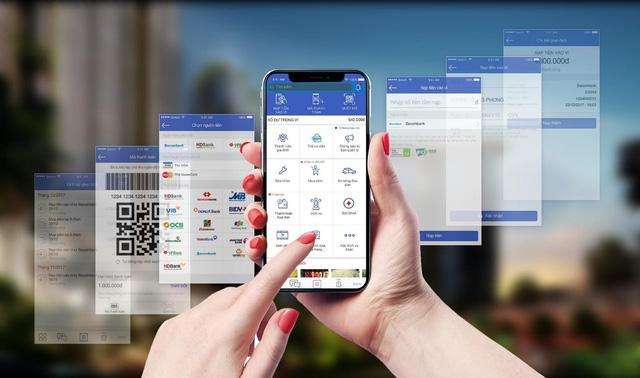 Mua sắm online ngay trên smartphone