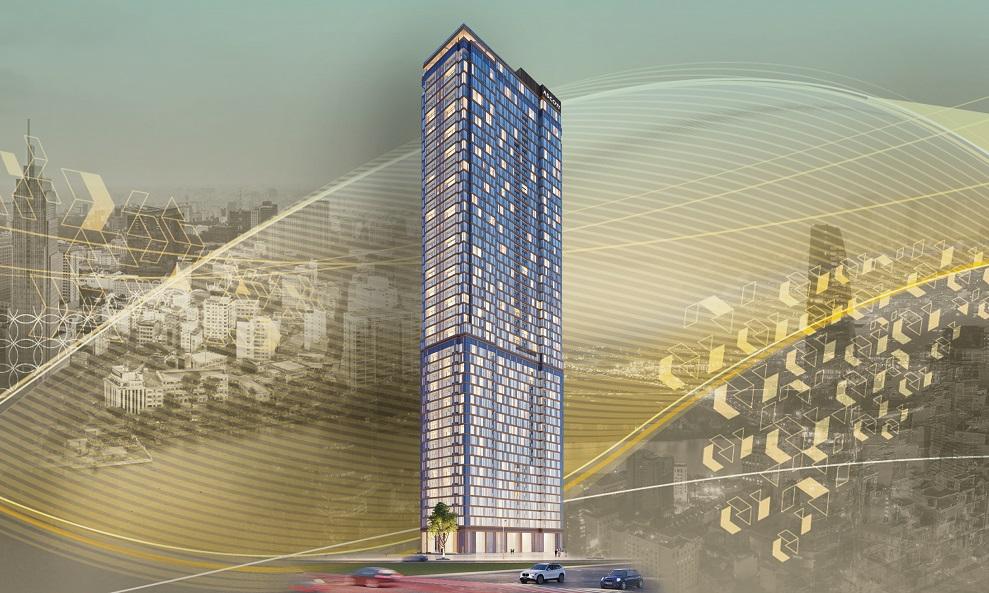 Ra mắt dự án Centennial Ba Son quận 1 của chủ đầu tư Alpha King