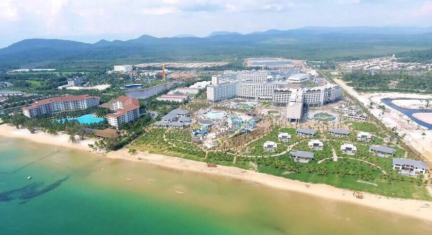 Casino Phú Quốc sắp khai trương khiến bất động sản nơi đây tăng giá