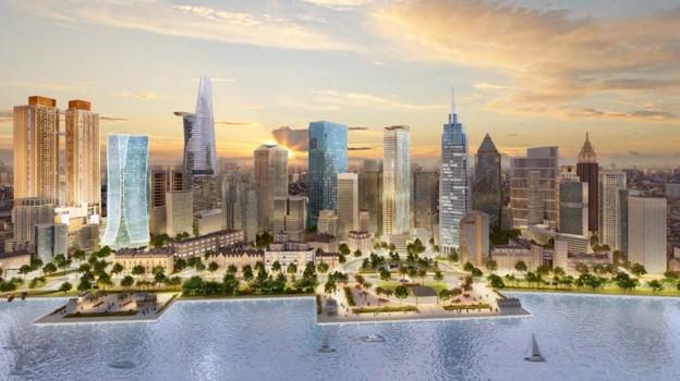 Dự án căn hộ nội thành Sài Gòn bung ra là hết