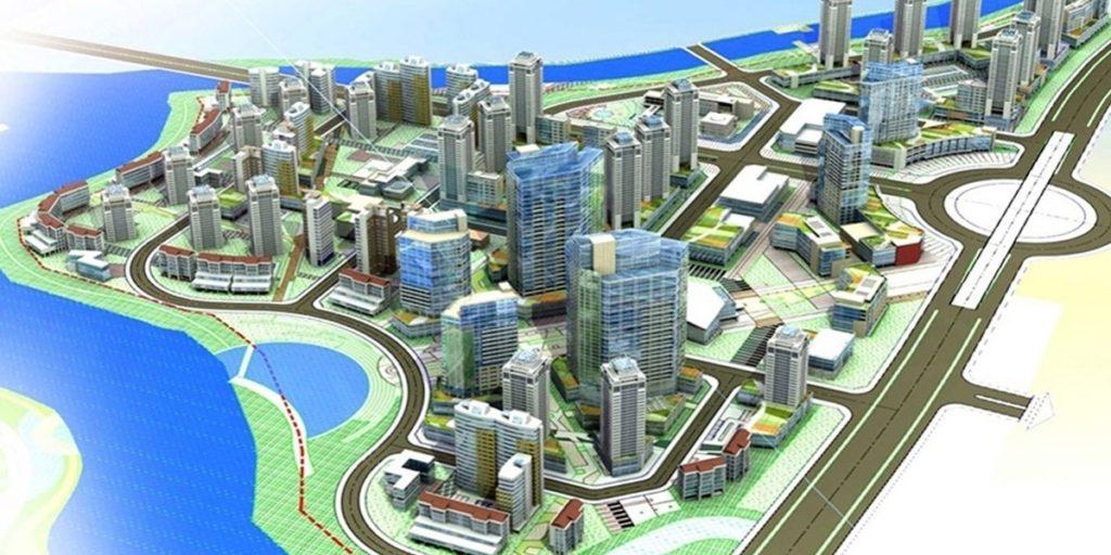 Dự án G-City của tập đoàn GS E&C Hàn Quốc  ra mắt