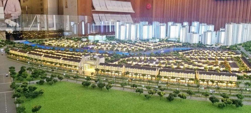Khu đô thị ZEITGEIST Nam Sài Gòn