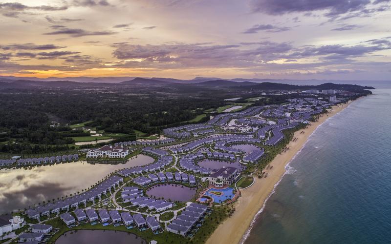 Điểm danh các dự án bất động sản nghỉ dưỡng Bắc đảo Phú Quốc