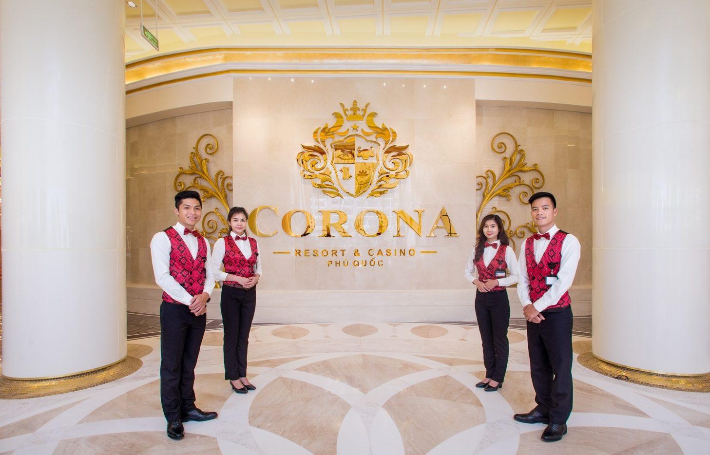Corona Resort Casino Phú Quốc do Vingroup làm chủ đầu tư.