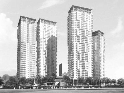 Dự án căn hộ Masteri Parkland Thảo Điền Quận 2
