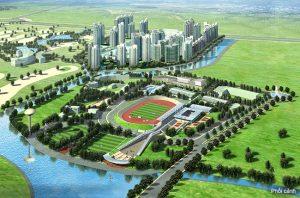Dự án khu phức hợp Saigon Sports City Quận 2 của Keppel Land