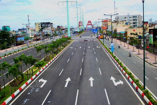 Kết nối đường Tân Sơn Nhất TP.HCM