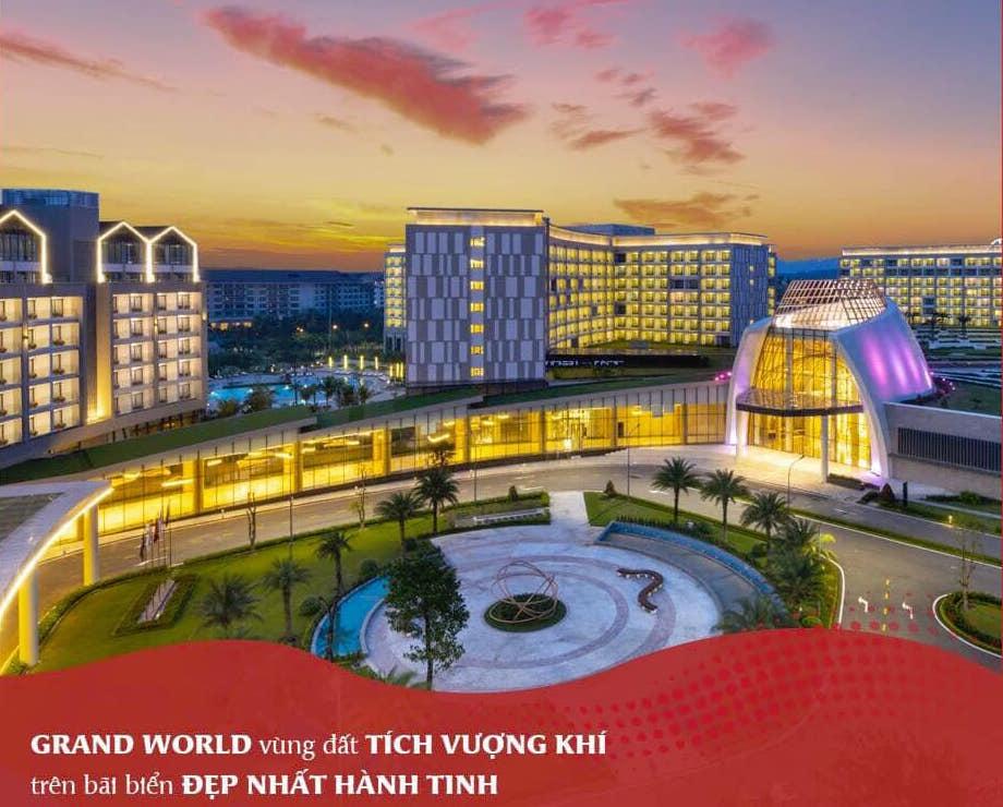 Vinpearl Grand World Phú Quốc cảu Vingroup