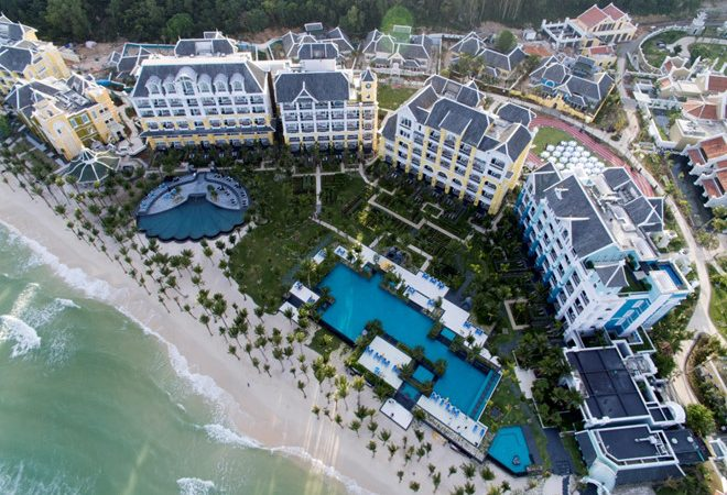 JW Marriott Phu Quoc Emerald Bay của Sun Group