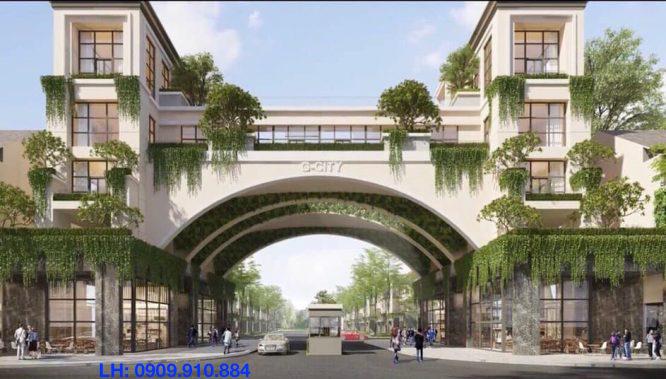 Thế mạnh dự án GS Metrocity Nhà Bè do tập đoàn GS Hàn Quốc