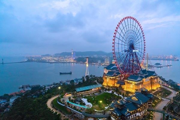 Tổ hợp vui chơi giải trí Sun World Phú Quốc của Sun Group