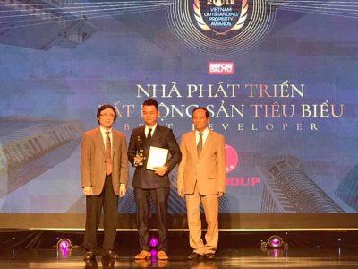 Vinh danh và trao giải Bất động sản tiêu biểu Việt Nam 2018