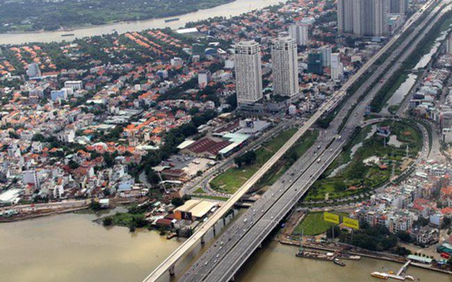 Những dự án giao thông mở lối cho Sài Gòn