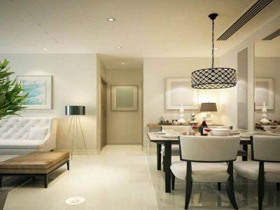 thông tin thiết kế căn hộ La Premier của Lotte