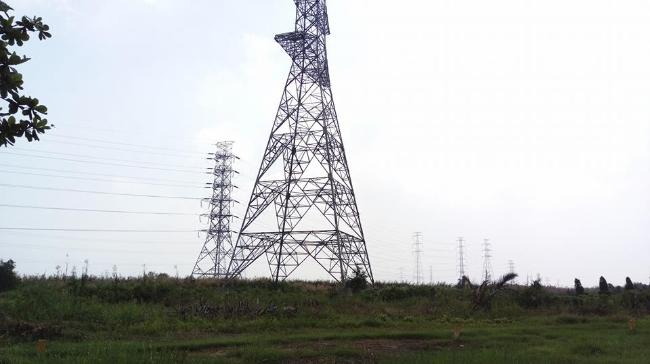 Hệ thống lưới điện tại dự án G-City Nhà Bè