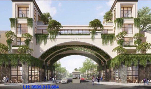 phân khu 1 dự án G-City Nhà Bè