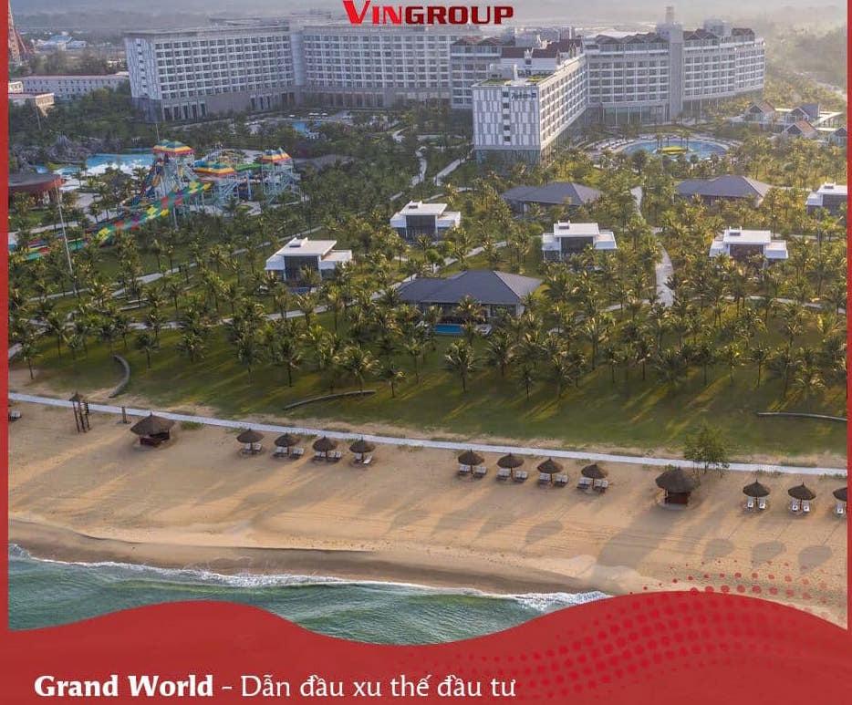 Vinpearl Grand World Phú Quốc