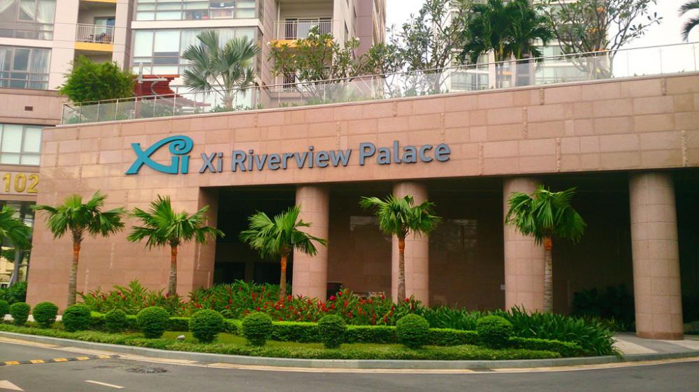 Căn hộ Xi Riverview Palace