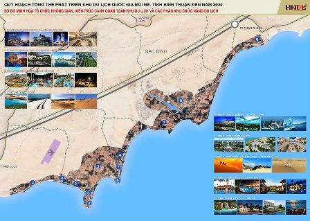 Qui hoạch du lịch Phan Thiết