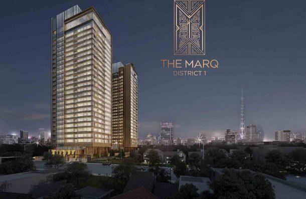 căn hộ The Marq Quận 1