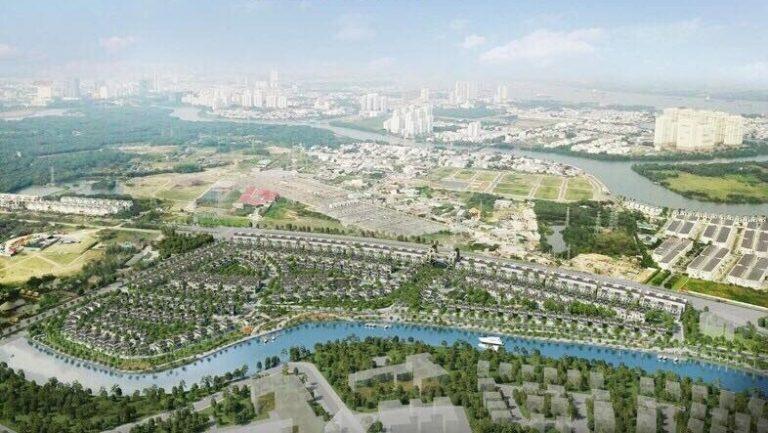 Zeit River County 1 -ZeitGeist City Nam Sài Gòn