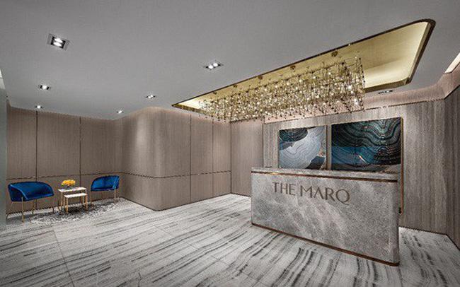 Khu nhà mẫu The Marq