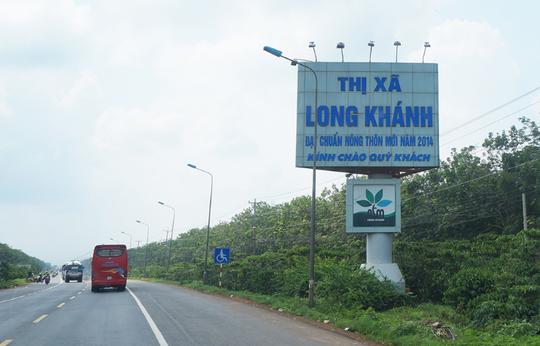 thành phố Long Khánh, Đồng Nai