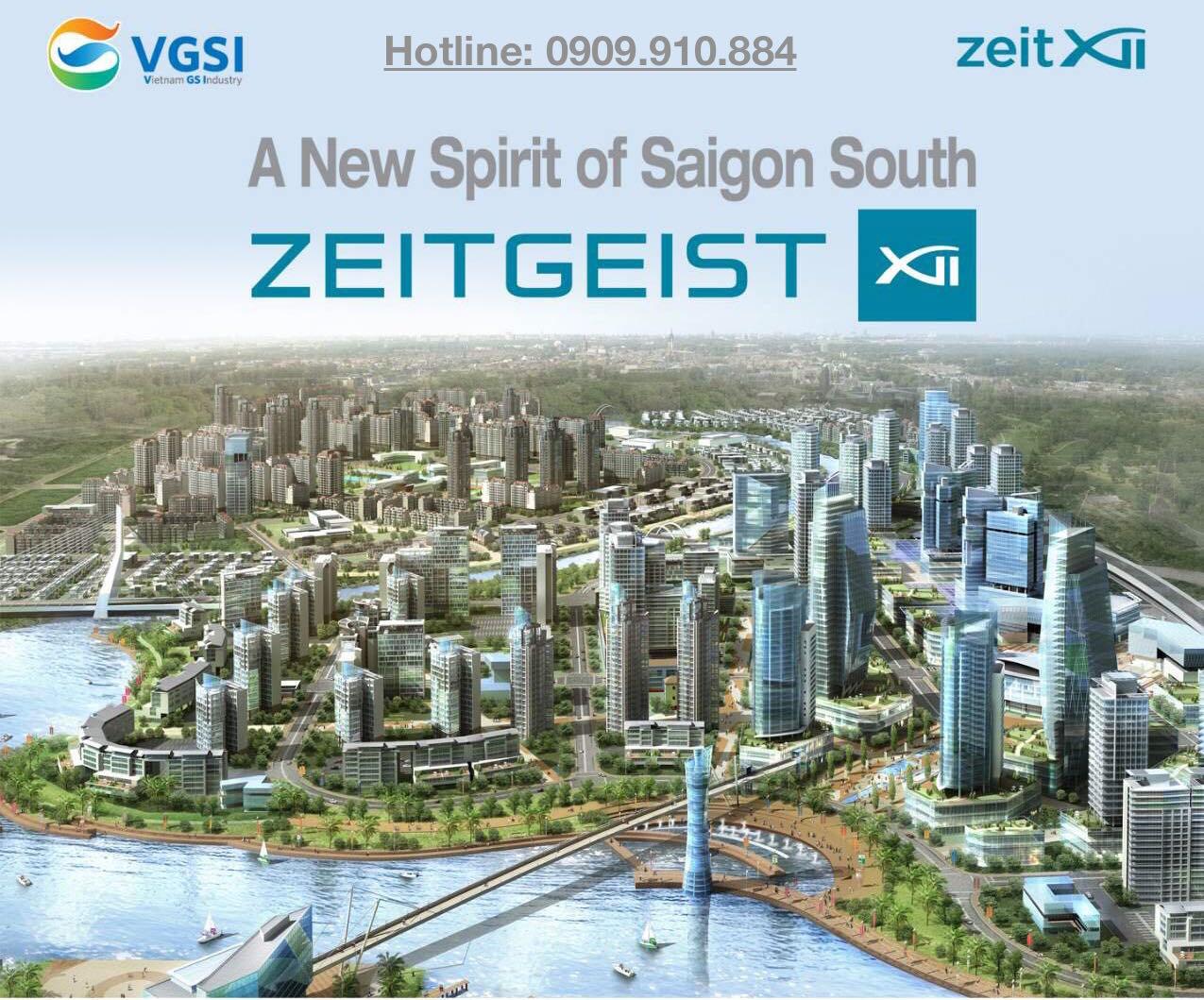 dự án ZeitGeist