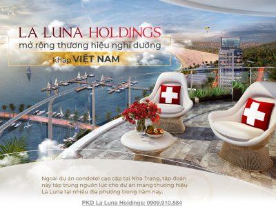 La Luna Holdings - La Luna Cần Thơ - La luna Ninh Thuận