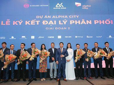 đại lý chính thức phân phối dự án căn hộ Alpha Hill - Alpha