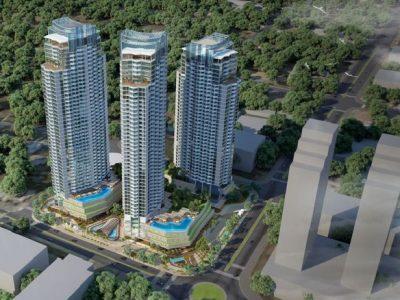 dự án APEC Dubai Tower