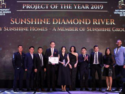 Dự án Sunshine Diamond River