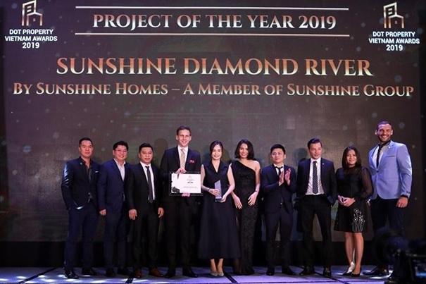 Giải thưởng Sunshine Diamond River