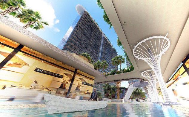tiện ích Sunshine Marina Nha Trang Bay