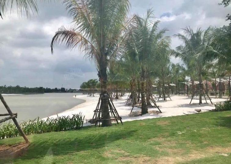 biển hồ vinhomes grand park