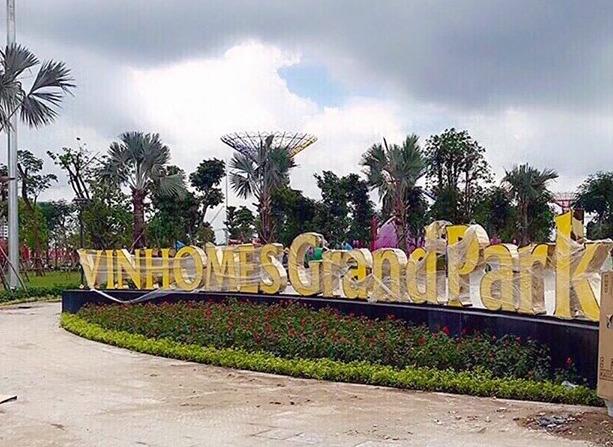 Công viên Vinhomes Grand Park
