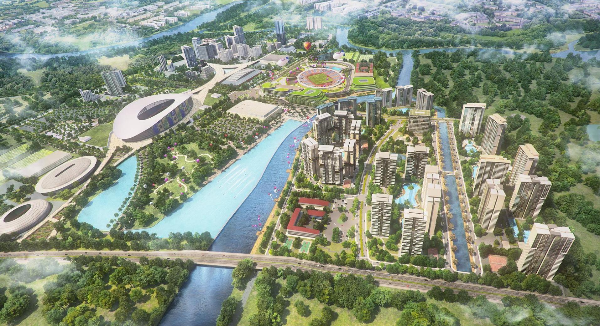 dự án Sài Gòn Sport City