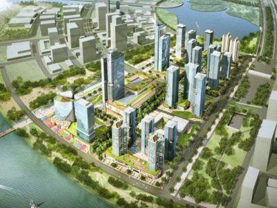 dự án Eco Smart City